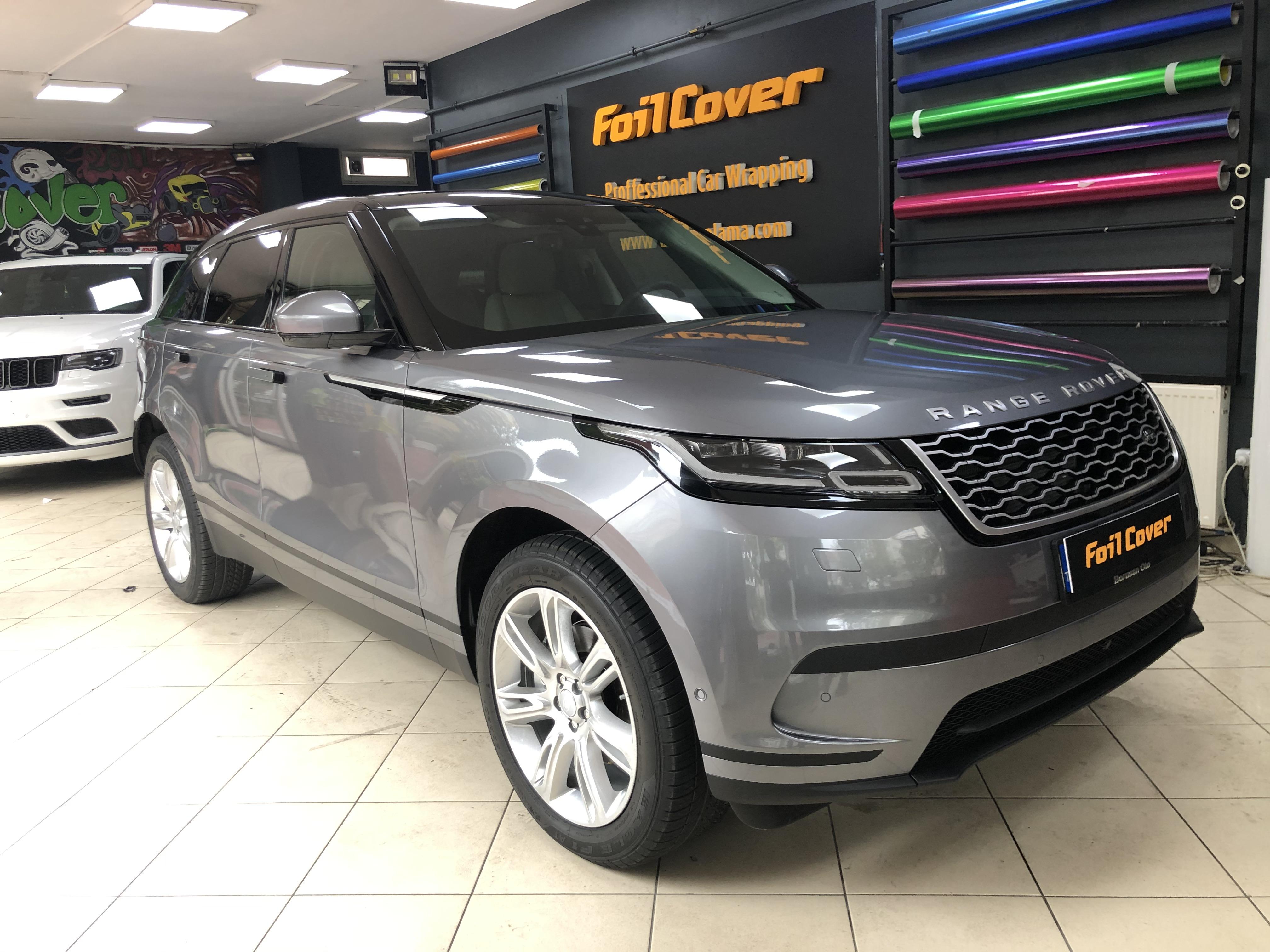 range rover boya koruma filmi kaplama araç kaplama fiyatları 2019 foil cover araç kaplama