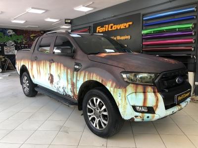 ford ranger kamuflaj kaplama araç kaplama fiyatları 2019 foil cover araç kaplama