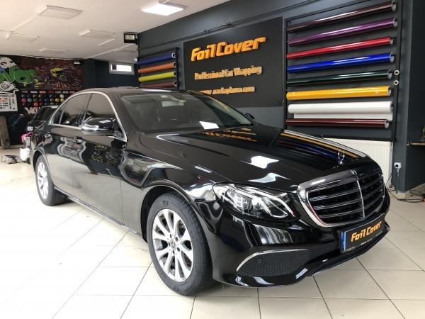 mercedes siyah araç kaplama fiyatları 2019 foil cover araç kaplama