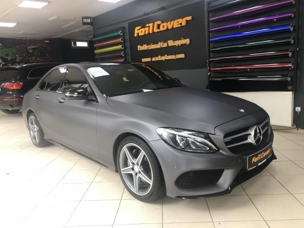 mercedes mat füme araç kaplama fiyatları 2019 foil cover araç kaplama